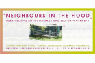 Neighbours in the Hood - Logo